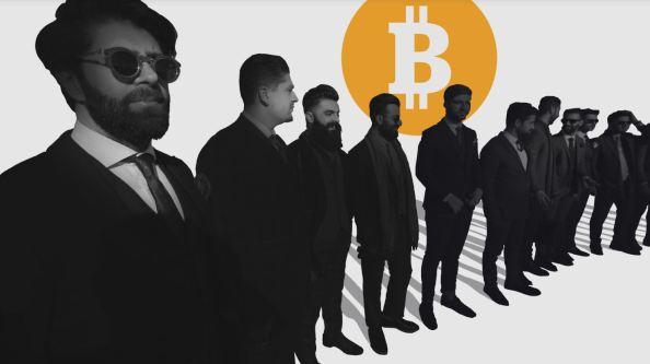 Bitcoin boys club