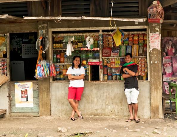 sari-sari store Philippines Bulalon